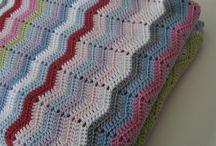 Crochet y Punto-Mantitas-Granny