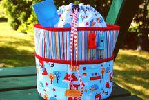 Fabric - Bags
