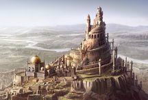 Замки, крепости, цитадели