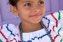 Nicaragua Traditional Dress