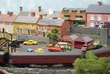 Some helpful idea for building a model train layout