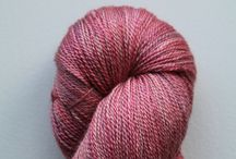 Yan-Tan-Tethera Yarns / Hand-Dyed Luxury Yarns