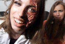 Halloween / Des idées recettes, maquillage, etc. pour Halloween.