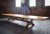 Coffee Table Build-Off Ideas / by Chris Wong