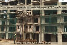 Chandigarh's most prestigous residential project, ATS Casa Espana / ATS #CasaEspana, a newly launched premium #residential project located in #Mohali, #Chandigarh area.