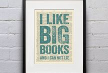 BIBLIOPHILE / Expressing the book geek within