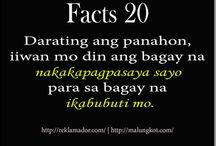 Tagalog Facts