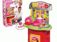 Candy  Şef Oyuncak Mutfak  16 Parça set