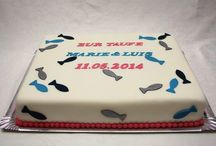 baptisum Cake/ Taufe Torten