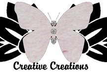 Craft Ideas / The craft Ideas & sites I love <3  Also, my creations that can be found on my blog and at Colorful Creations!
