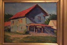 Bob Askew Oil Paintings