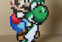 Beads - Super Mario