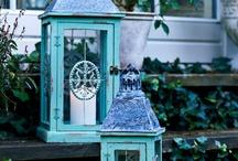 Lanterns for the garden