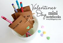 Valentine Love / Simple Valentines Day Food and Craft ideas