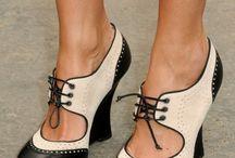 un paio di scarpe in più...almeno immaginario! / tacchi alti e non solo di scarpe che sarebbe bello indossare..