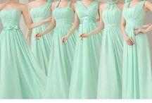 Bridesmaids Dressers