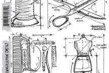 Sewing - Costura / by Alina Navarrete