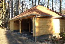 Loghomes / Totaalconcepten in hout