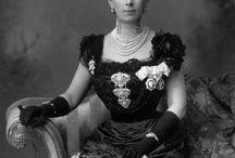 Famille royale britannique anglaise 1830-auj.
