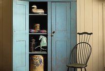 Windsor Chairs / by Judith Bailey