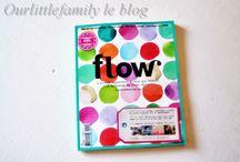 ❤ Flow magazine ❤