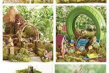 Miniaturen Garten