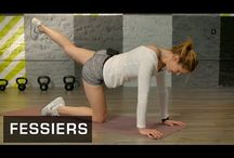 Fitness Master class-Lucile Woodward