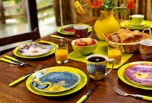 Floral Inspirations / Floral patterned dinnerware and floral mugs, for everyday or special occasions.