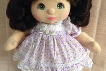 My child doll party dresses
