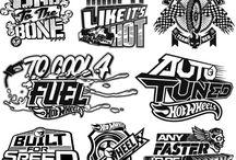 Motor Custom Logos
