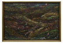 En Toscane et ailleurs / Michel Frère Peintures d'Italie Et The Dark Room David panos Galerie Albert Baronian 2 rue Théodore Verheyden 1050 Bruxelles Jusqu'au 7 mars