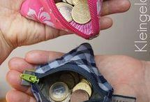 Kleine Geld Tasche