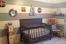 Dream Car Nursery / by Kristi @ Little Miss Scatter-Brain
