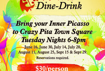 Crazy Pita Town Square / Crazy Pita Rotisserie & Grill 6587 South Las Vegas Blvd #190 Las Vegas, NV 89119 702-778-3310
