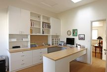 Home Office Solutions / Storage, shelving and organization solutions for your home office