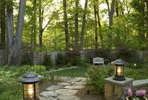 Garden Ideas  / by Susan Whitelocks