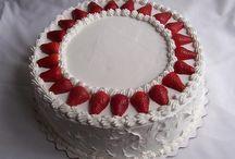 torta frutilla