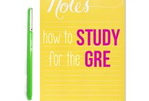 GRE Study Tips