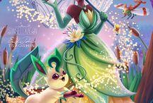 disney princess' and villains' pokemons