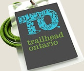 """Trailhead Ontario  / Trailhead Ontario is the provincial trails conference. It is held each year in June. In 2012 our host is """"Our Favorite Place"""", Regional Tourism Organization 8. Our venue is the Waterfront Holiday Inn Peterborough"""