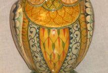 Ceramica Luigi Russo / Prodotti in maiolica artistica, oggettistica e pavimenti fatti e decorati a mano
