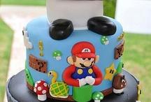 CAKE - gamer