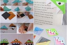 Paper & felt-craft,origami
