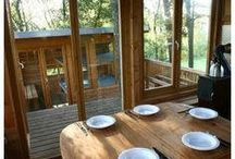 Projet cabane dans les arbres