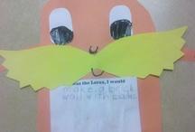 April-1st Grade / by Sarah Robertson
