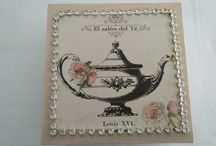caixas de chá / Todos estes artigos estão à venda em Beldecor.pt (Facebook).