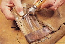Leather craft / by Lynn Crowder