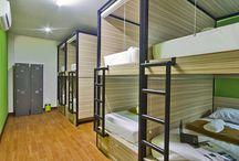 Hostel &  Dormitory