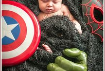 Baby photography props / Baby photography prop ideas and tutorials