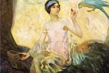 Paintings People ( Pre 1920 ) / McGregor Paxton, 